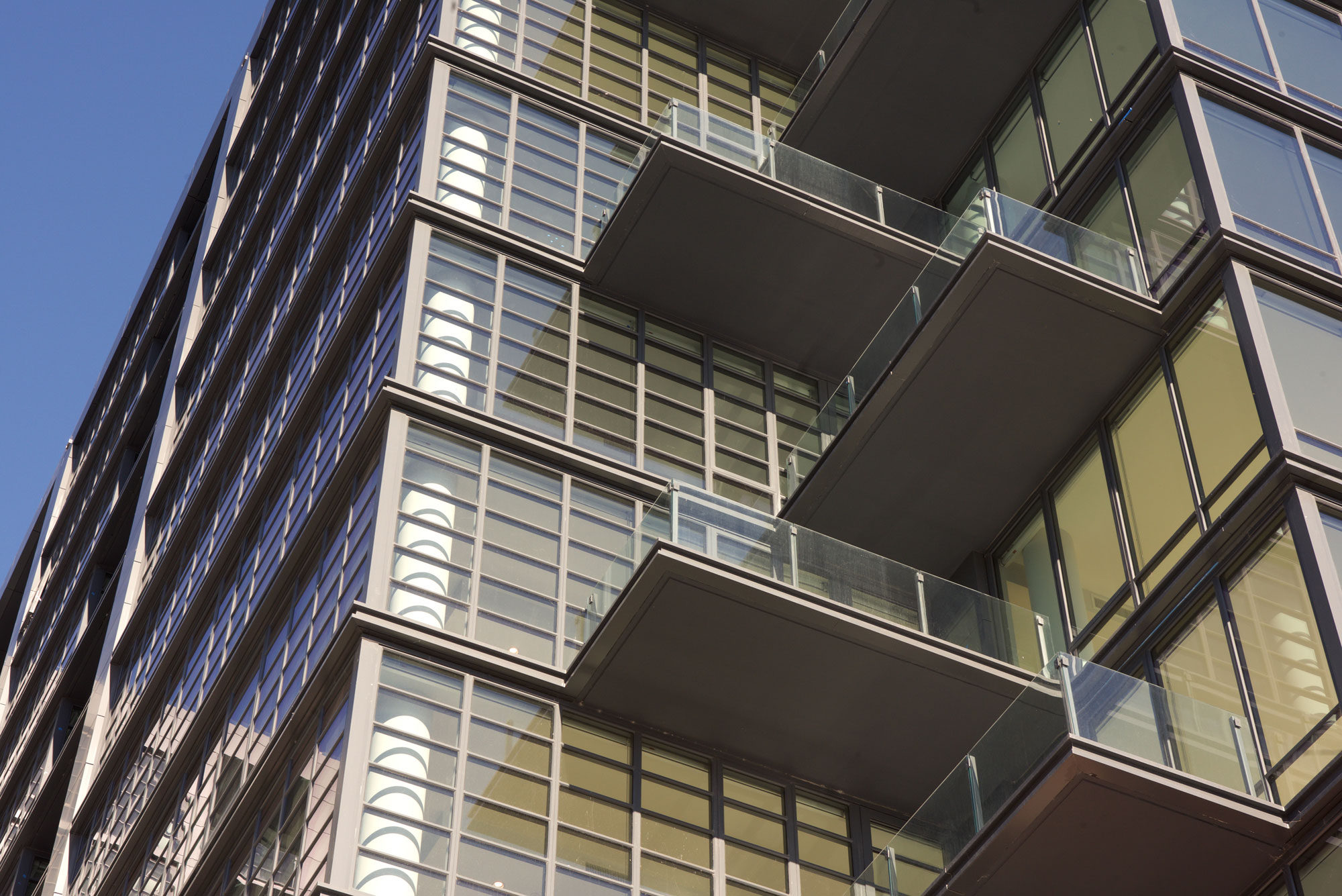 CEI Materials Aids Architects In Mixed-Use Building In