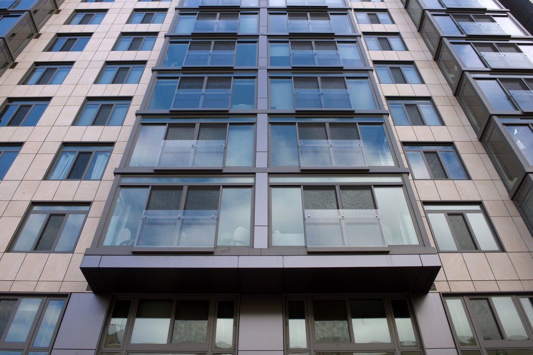 Lydian, 400 K Street, Washington DC, Davis Carter Scott, HITT Contracting, CEI Materials R4000