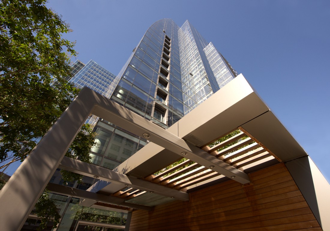 Rosslyn Central Place, Rosslyn, VA, Beyer Blinder Belle Architects, Clark Construction, CEI Materials R4000
