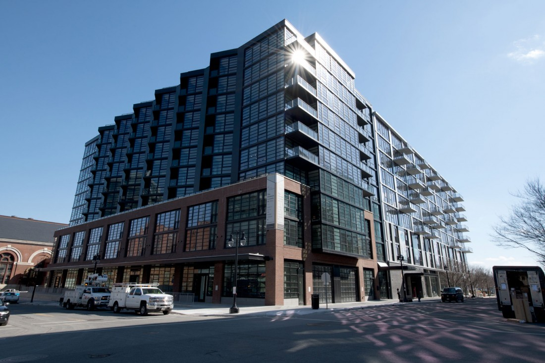 The Bower, The Yards, Washington, DC, WDG Arch, Handel Architects, Clark Construction, CEI Materials, W5000