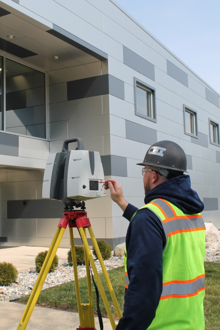 Architectural 3D Laser Scanning | CEI Materials - Survey_1-_3