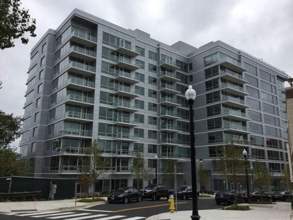 Aluminum Composite Materials Maryland - Fabrication, Installation - CEI Composite Materials - _1_-_Verde_Pointe_-_Residential