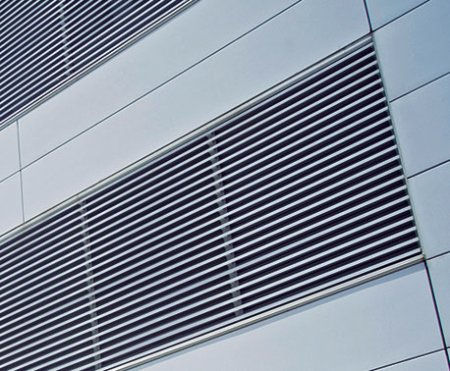 Louvers Boston MA - Architectural Metal Fabrication - CEI Composite Materials - _21