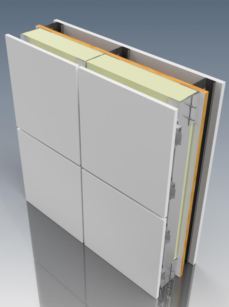 Corian Exterior Cladding Panels Cei Materials