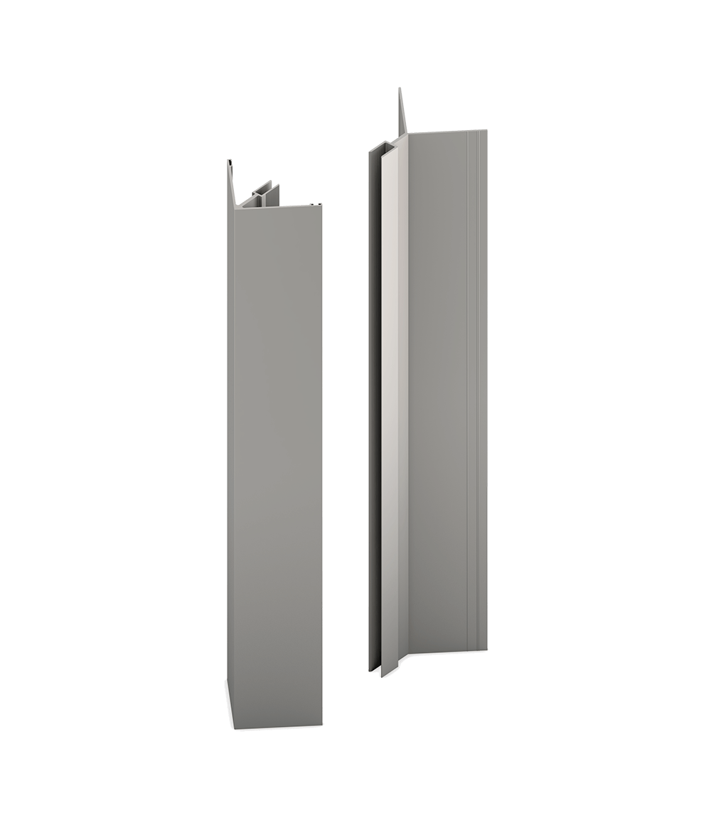 2 - Piece Outside Corner Extrusion
