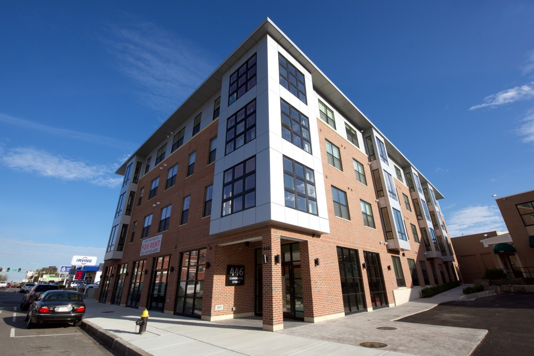 450 Cambridge Street, Allston, Neshamkin French Architects, Performance Building Company, CEI Materials R4000