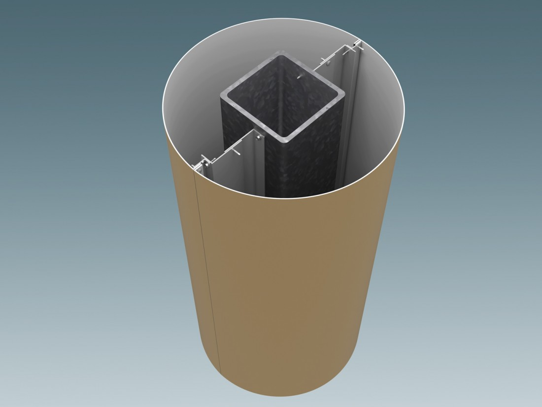 CEI Materials, Column Covers, CL200