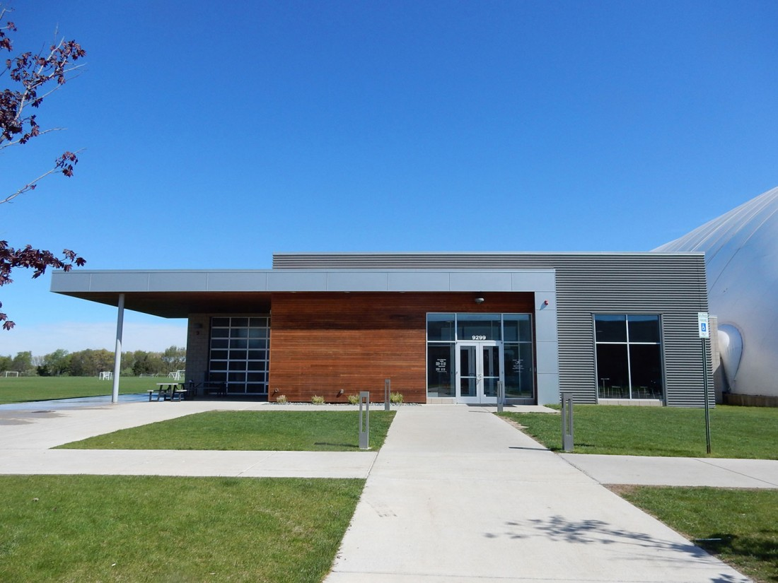 Legacy Center Sports Complex, Michigan, OX Studio