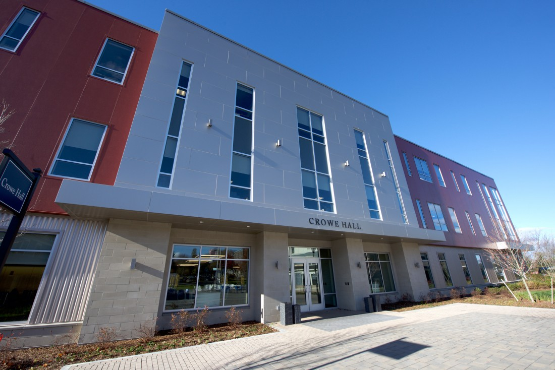 Crowe Hall, Merrimack College, North Andover, MA, PROCON, CEI Materials W5000