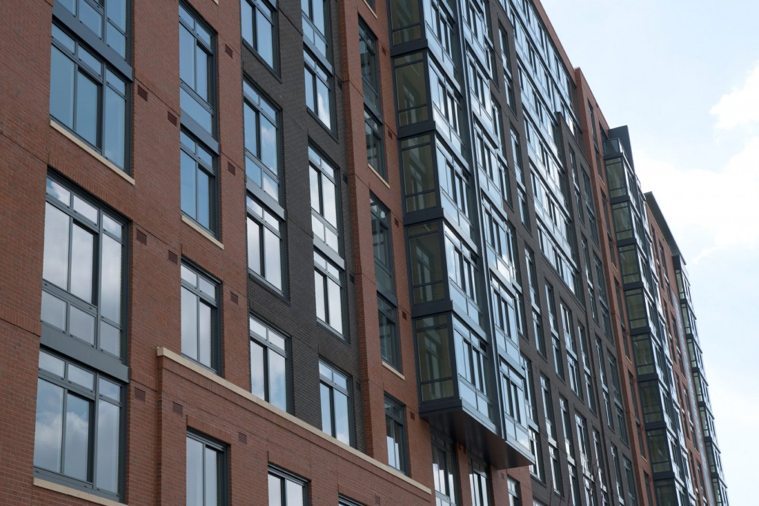 Dc Residential High Rise In Noma Neighborhood Features Striking