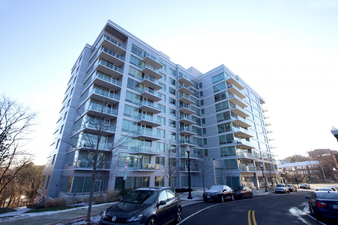 Verde Pointe, Arlington VA, Antunovich Associates, Clark Construction, CEI Materials R4000 MCM