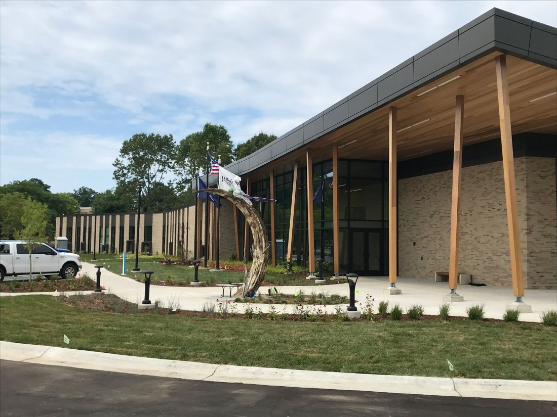 Whirlpool Early Childhood Development Center, Benton Harbor, MI, Integrated Architecture, Pioneer Construction, CEI Materials R4000