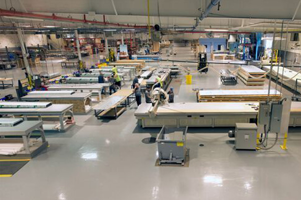 Michigan Composite Panel Systems Manufacturer | CEI Materials - FAB