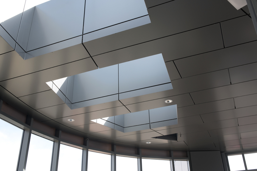 MCM Panel Systems: Aluminum Composite Panels | CEI Materials