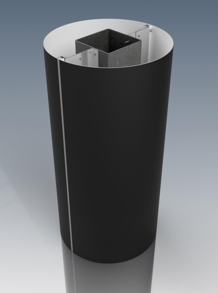 CL100 Wet Joint Column Covers  | CEI Materials - c100