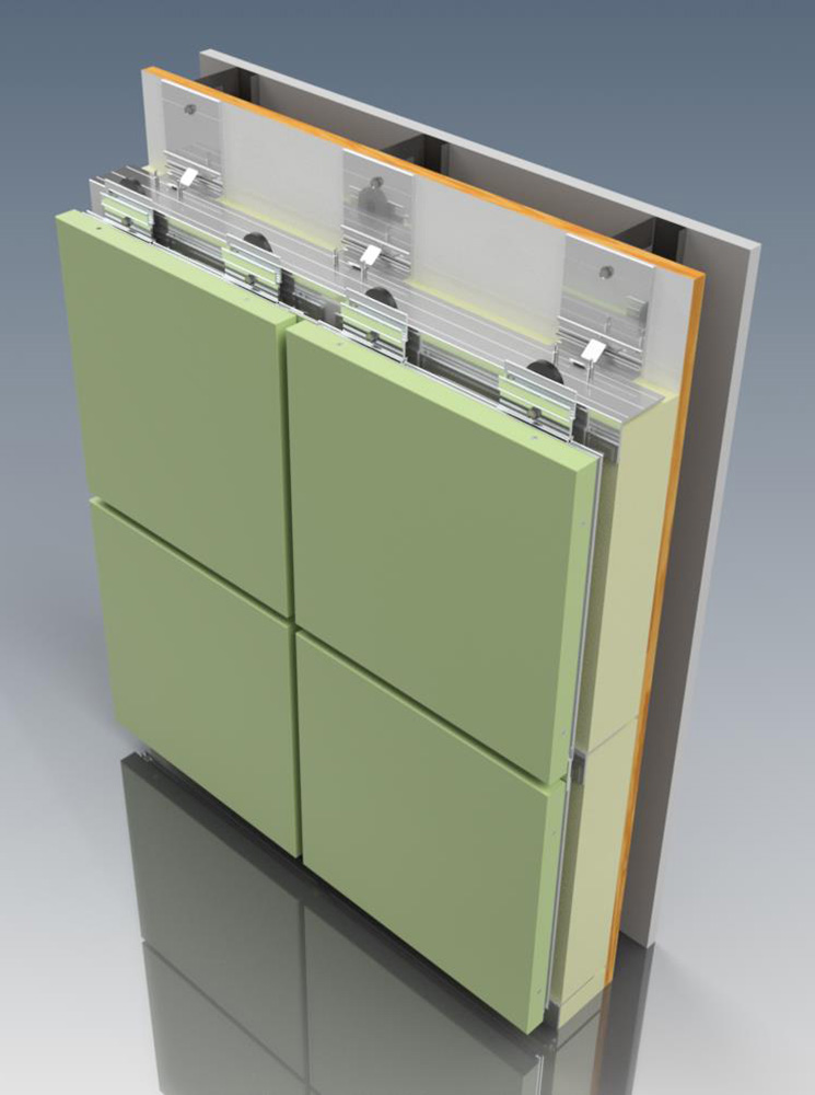 MCM Panel Systems: Aluminum Composite Panels | CEI Materials - r3000