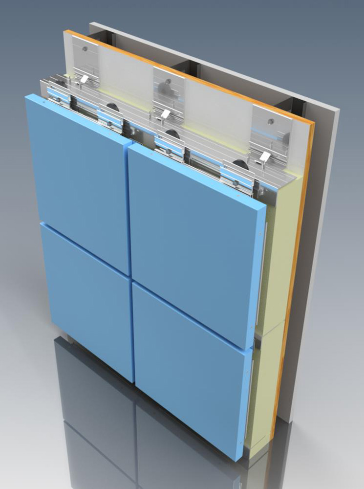 MCM Panel Systems: Aluminum Composite Panels | CEI Materials - r4000