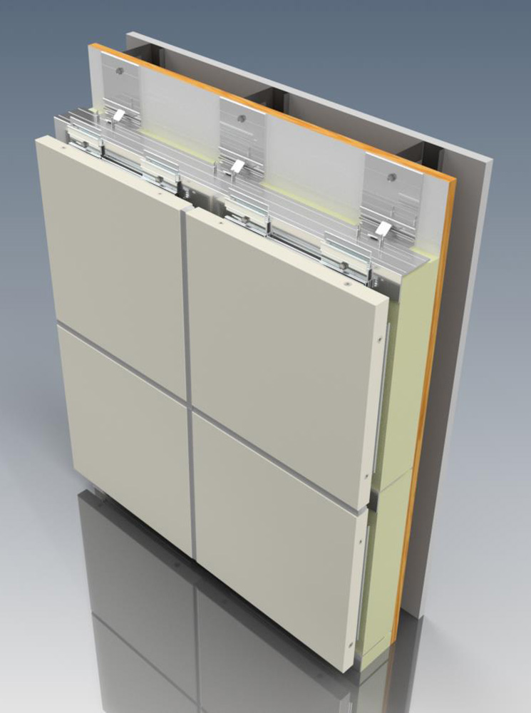 MCM Panel Systems: Aluminum Composite Panels | CEI Materials - w5000